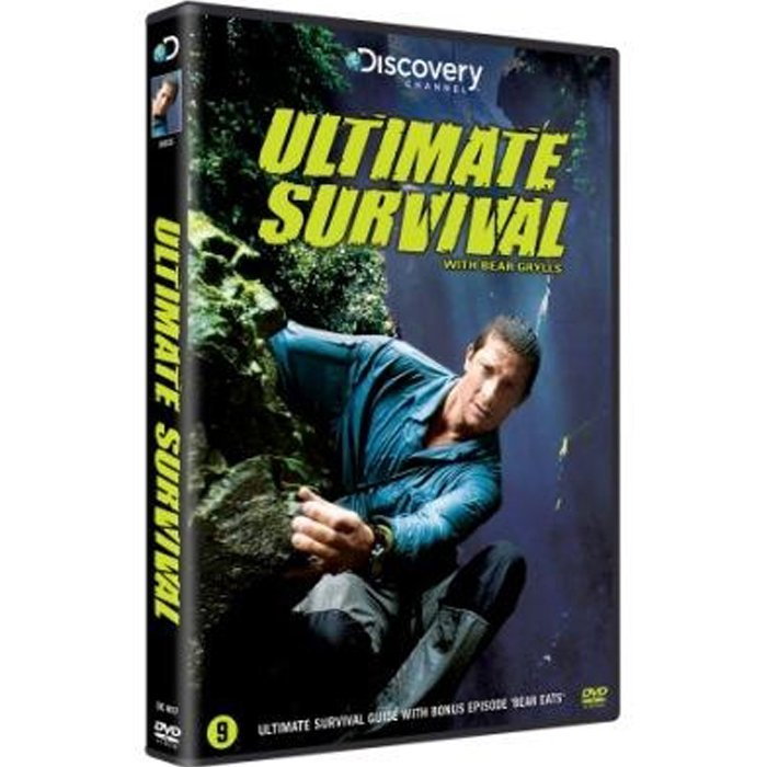 DVD Ultimate Survival BG