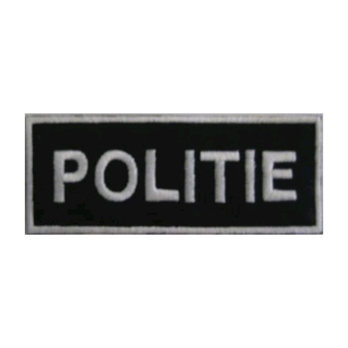 Patch POLITIE Large