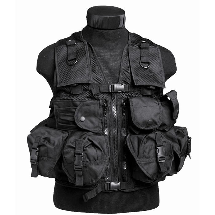 Tactical Force Black