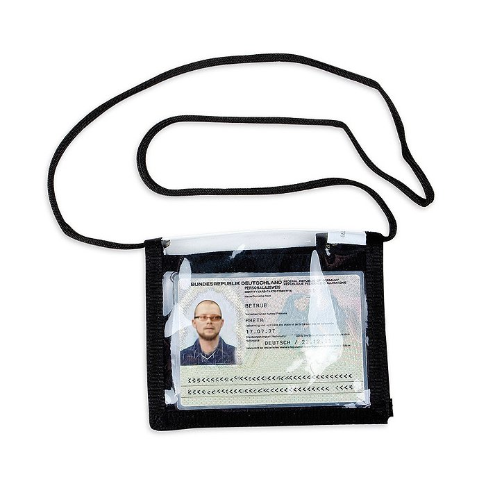 ID Holder Black