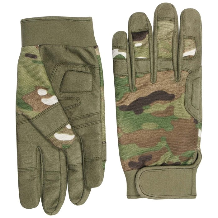 Special Ops Gloves Multicam