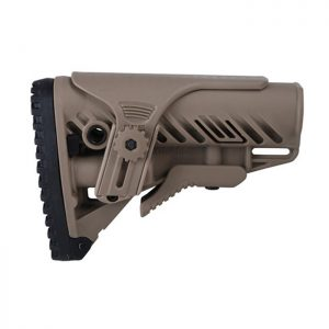 GLR-16 S Cheek Piece Tan