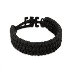 Paracord Armband Black