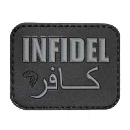 Patch Infidel Rubber