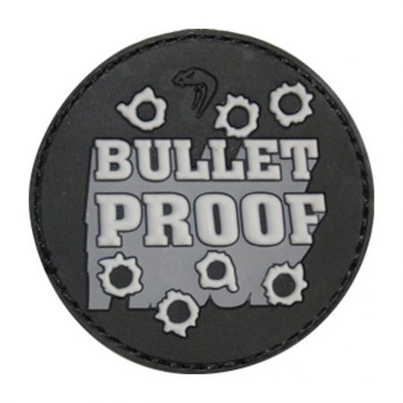 Patch Bullet Proof Rubber