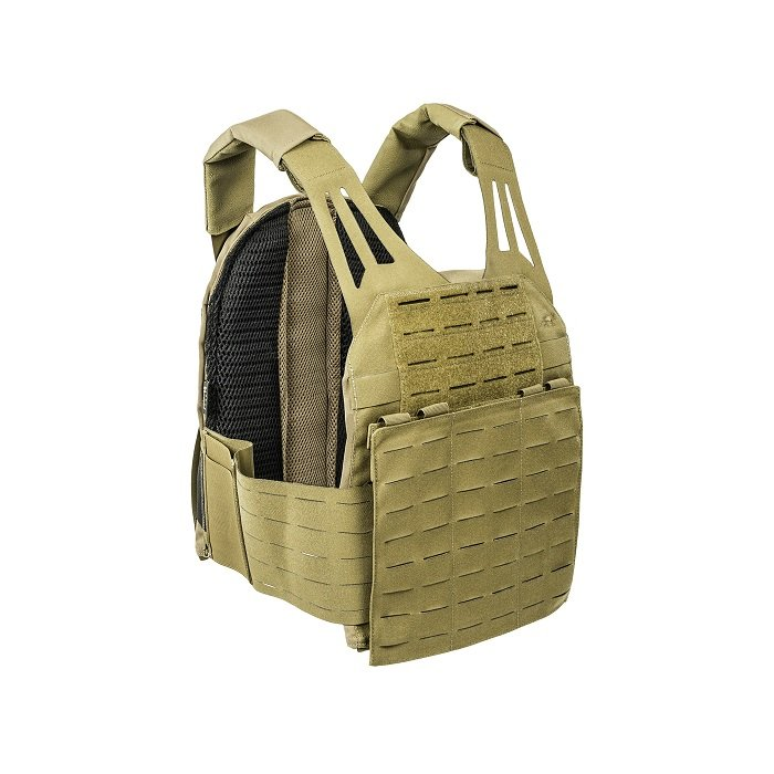 Plate Carrier LC Olive