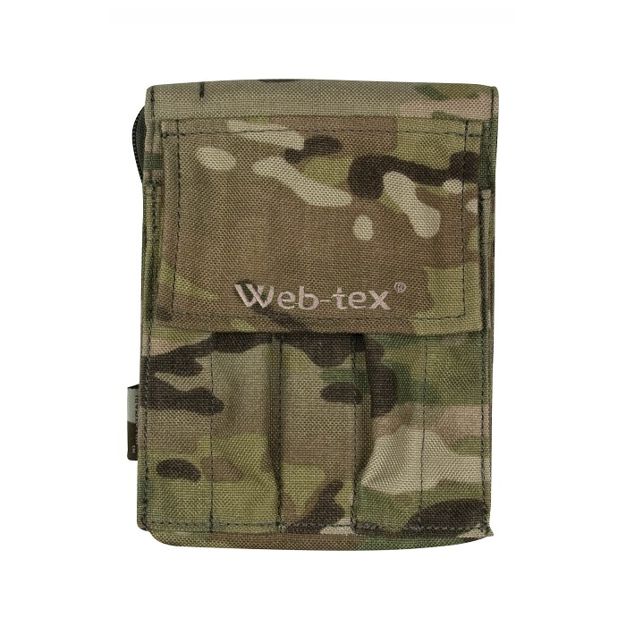 Notitieblok Houder A6 Multicam