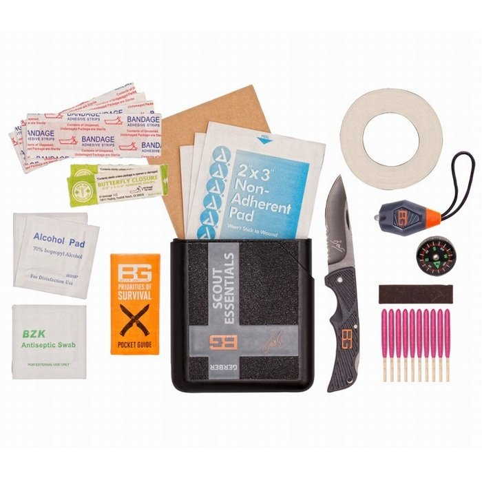 Scout Essential Kit BG