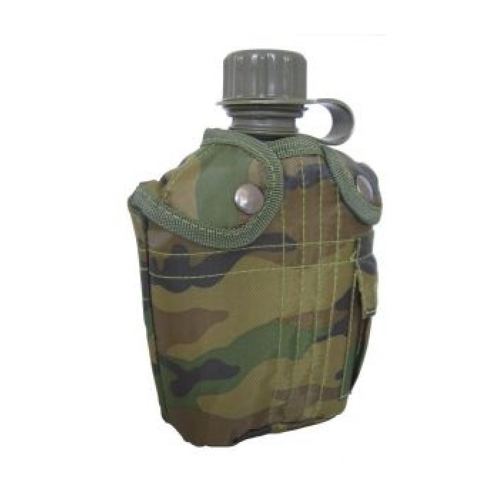 Water Bottle Camo