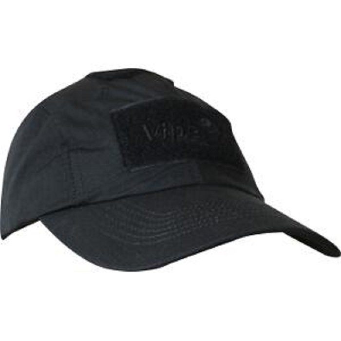 Elite Baseball Hat Black