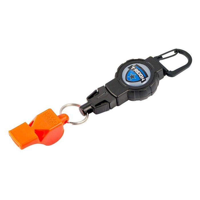 T-Reign Retractable + Safety Whistle
