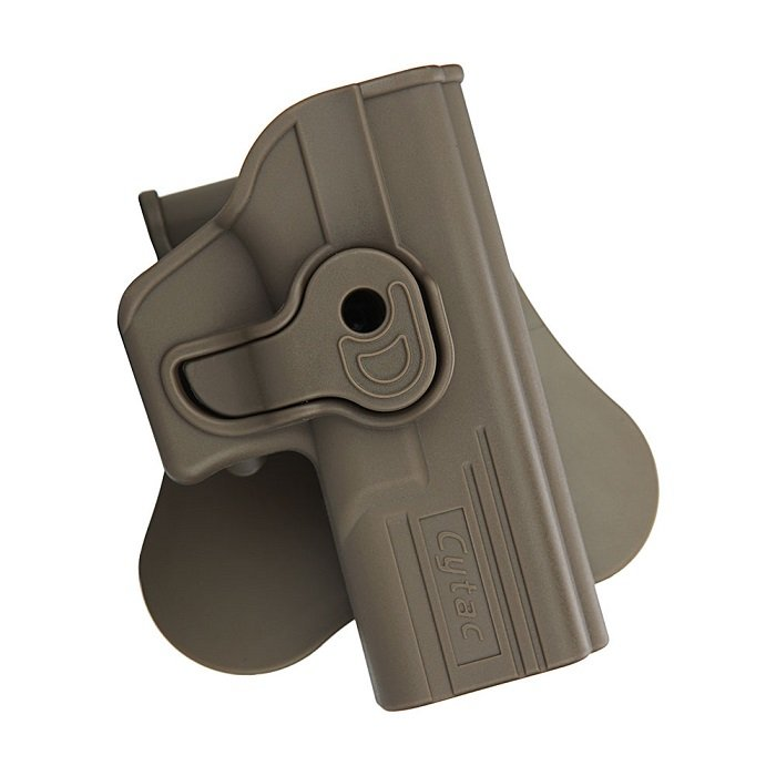 Retention Holster 1911 TAN
