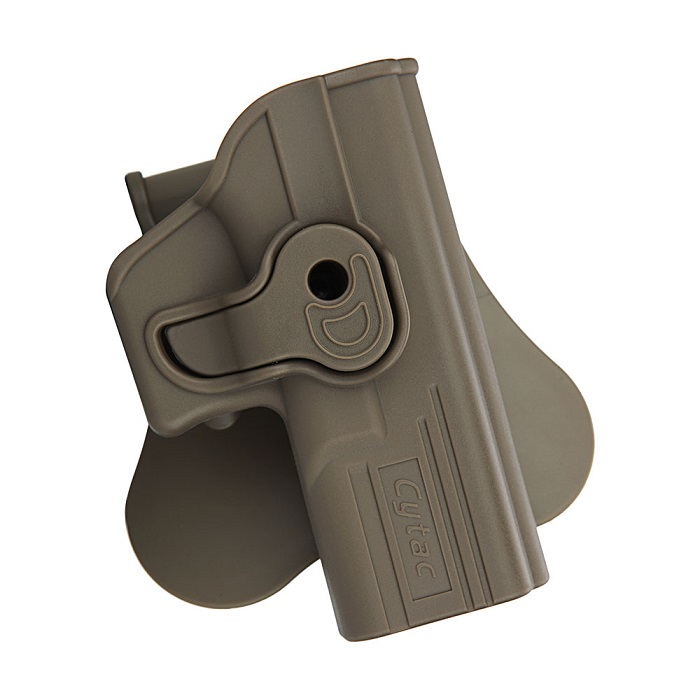 Holster Glock 17 19 TAN