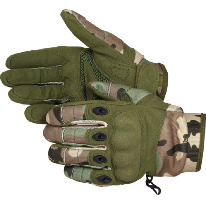 Elite Gloves Multicam