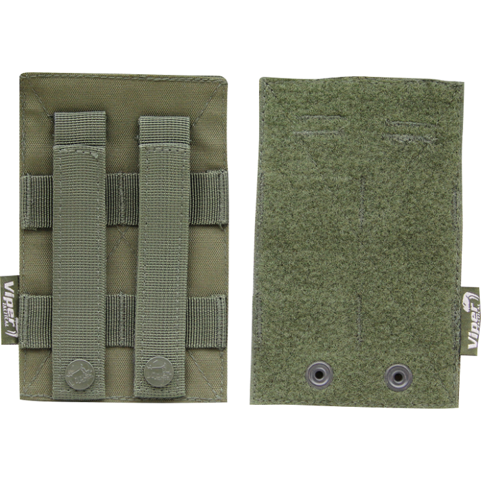 Velcro Molle Panels Olive