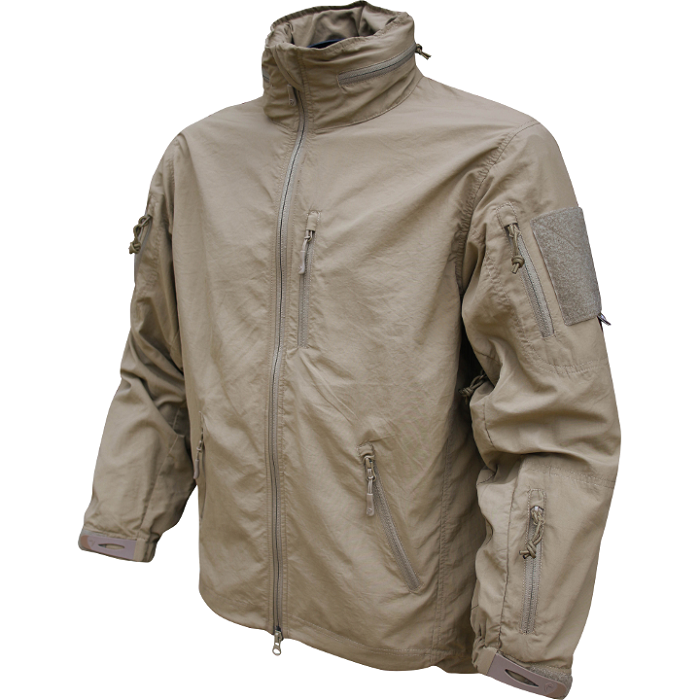 Elite Jacket Coyote