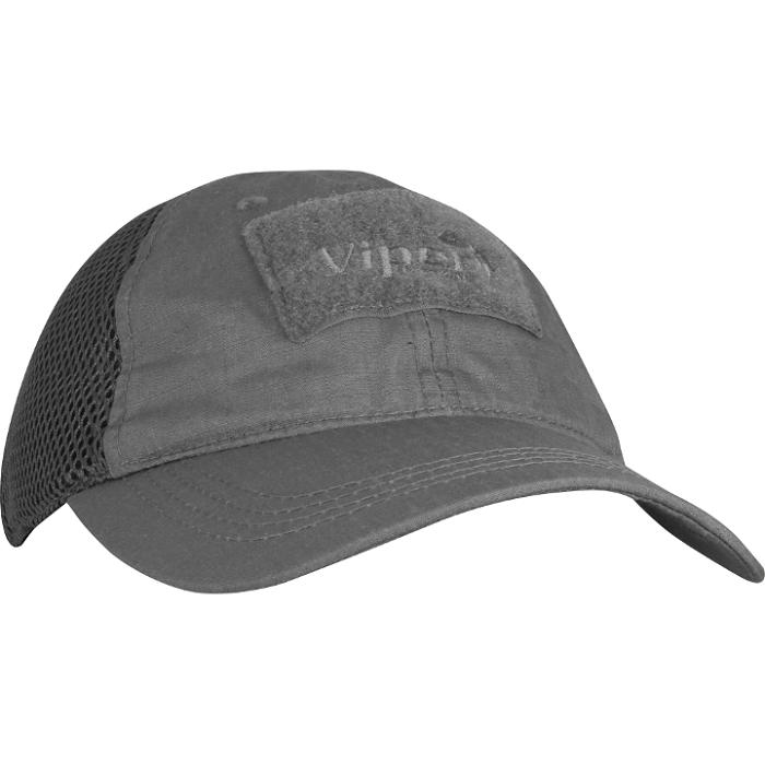 Flexi Fit Baseball Cap Titanium