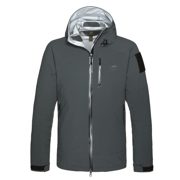 Dakota Rain Jacket Darkerst Grey