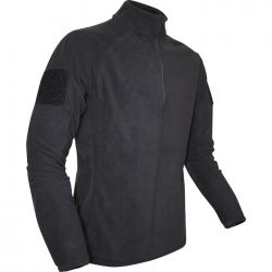 Elite Mid-layer Fleece Black