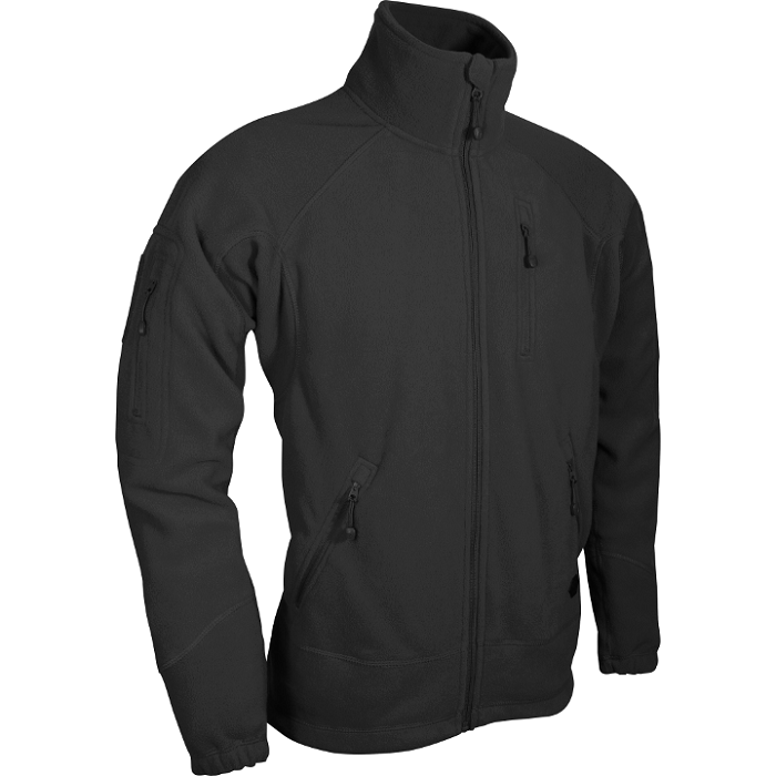 Special Ops Fleece Jacket Black