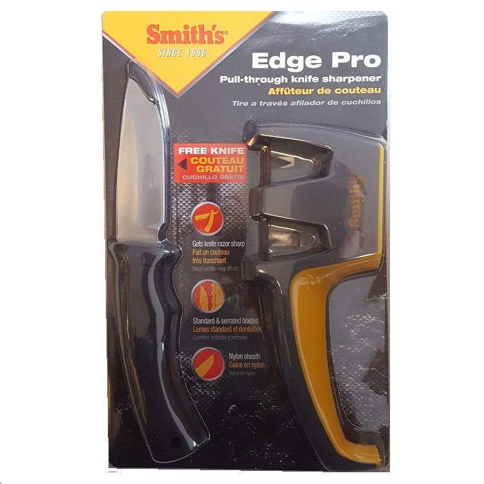 Knife Sharpener Edge Pro Combo
