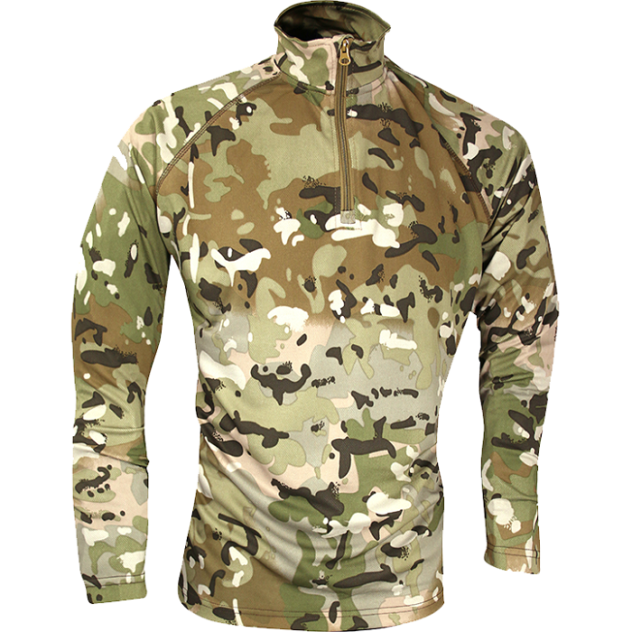 Mesh-Tech Armour Top Multicam