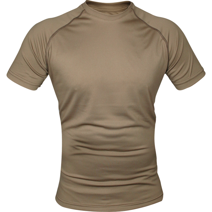 Mesh-tech T-Shirt Coyote