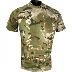 Mesh-tech T-Shirt Multicam