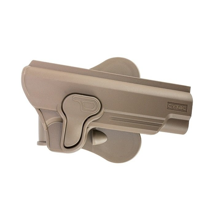 Retention Holster 1911 FDE