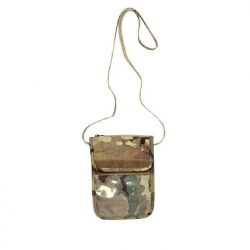 Neck Pouch Multicam