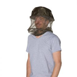 Mosquito Head Protection