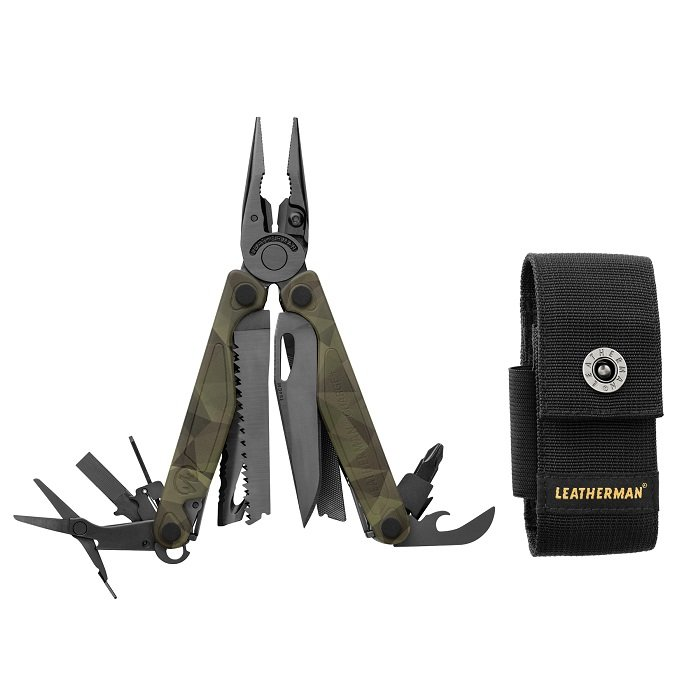 Leatherman Charge Plus Forrest Camo