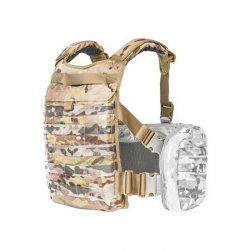 Trooper Back Plate Multicam