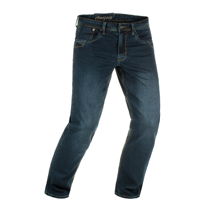 Blue Denim Tactical Flex Jeans