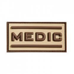 Medic Rubber Patch