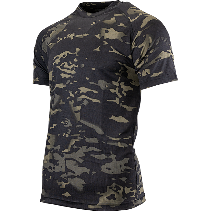 Mesh-tech Armour T-Shirt Dark Multicam