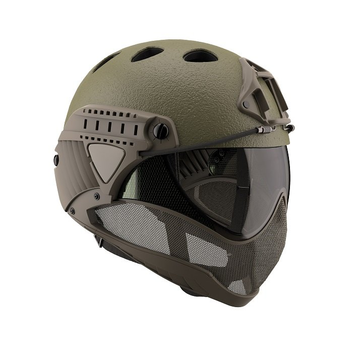 WARQ Raptor Olive Special Edition