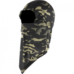 Balaclava Covert Multicam Black