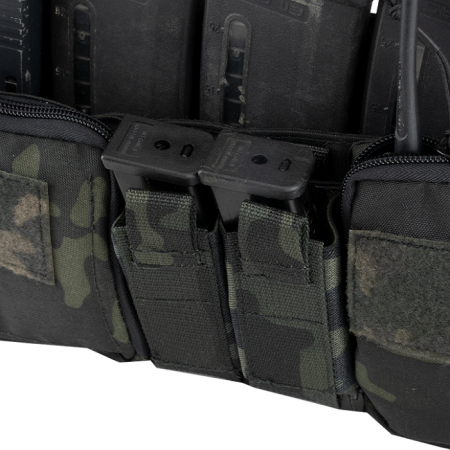Buckle Up Ready Rig Dark Multicam