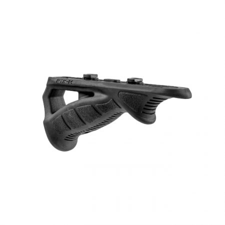 Rubberized M-LOK Ergonomic Pointing Foregrip